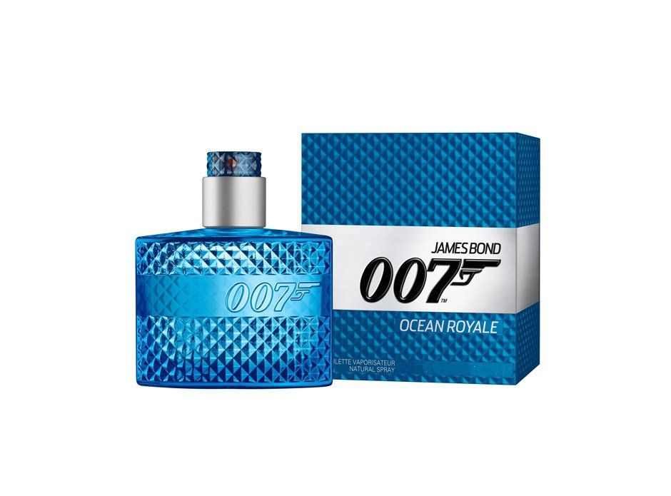 картинка Eon Productions James Bond 007 Ocean Royale Для Мужчин 125 ml от магазина Авуар