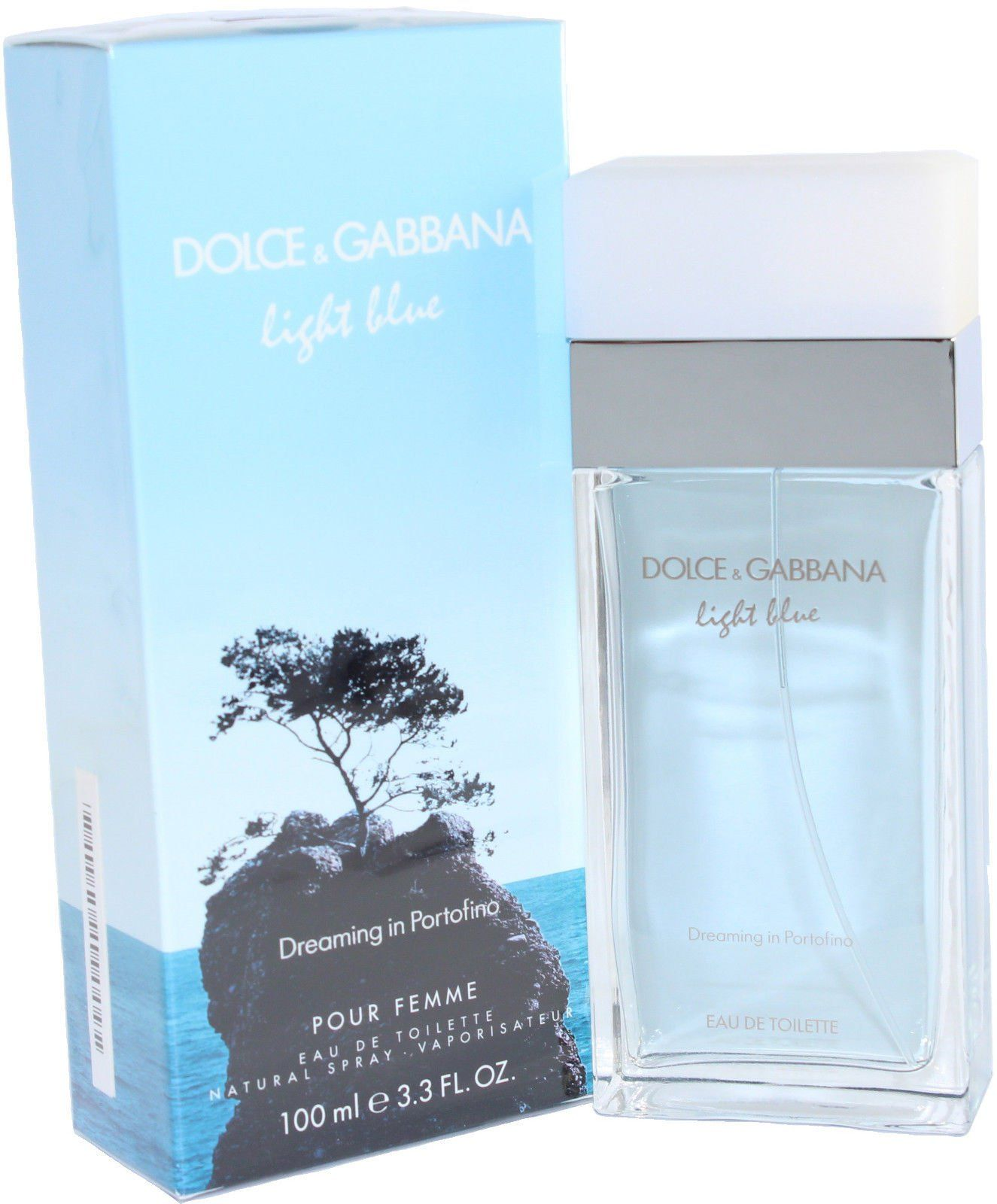 картинка Dolce & Gabbana Light Blue Dreaming In Portofino от магазина Авуар