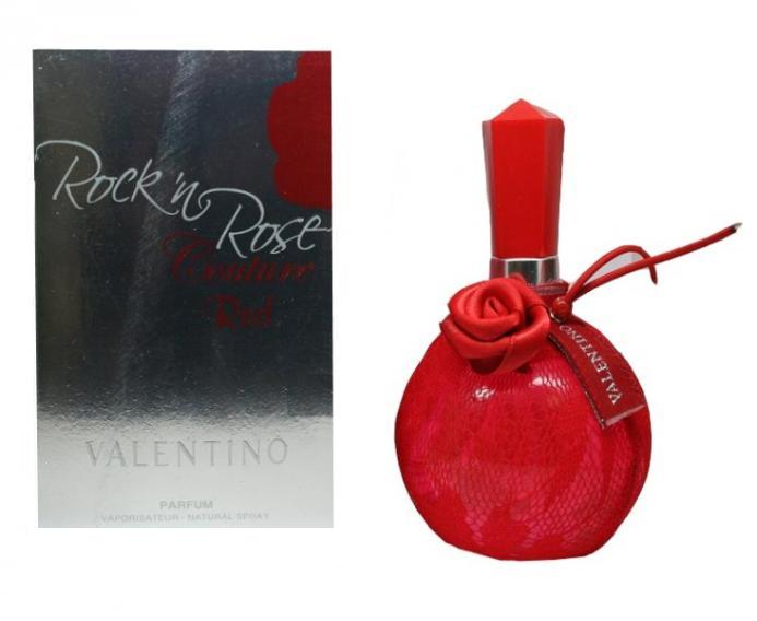 �������� Valentino Rock'n Rose Couture Red �� �������� �����