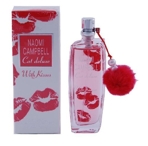картинка Naomi Campbell Cat Deluxe With Kisses Для Женщин 100 ml от магазина Авуар
