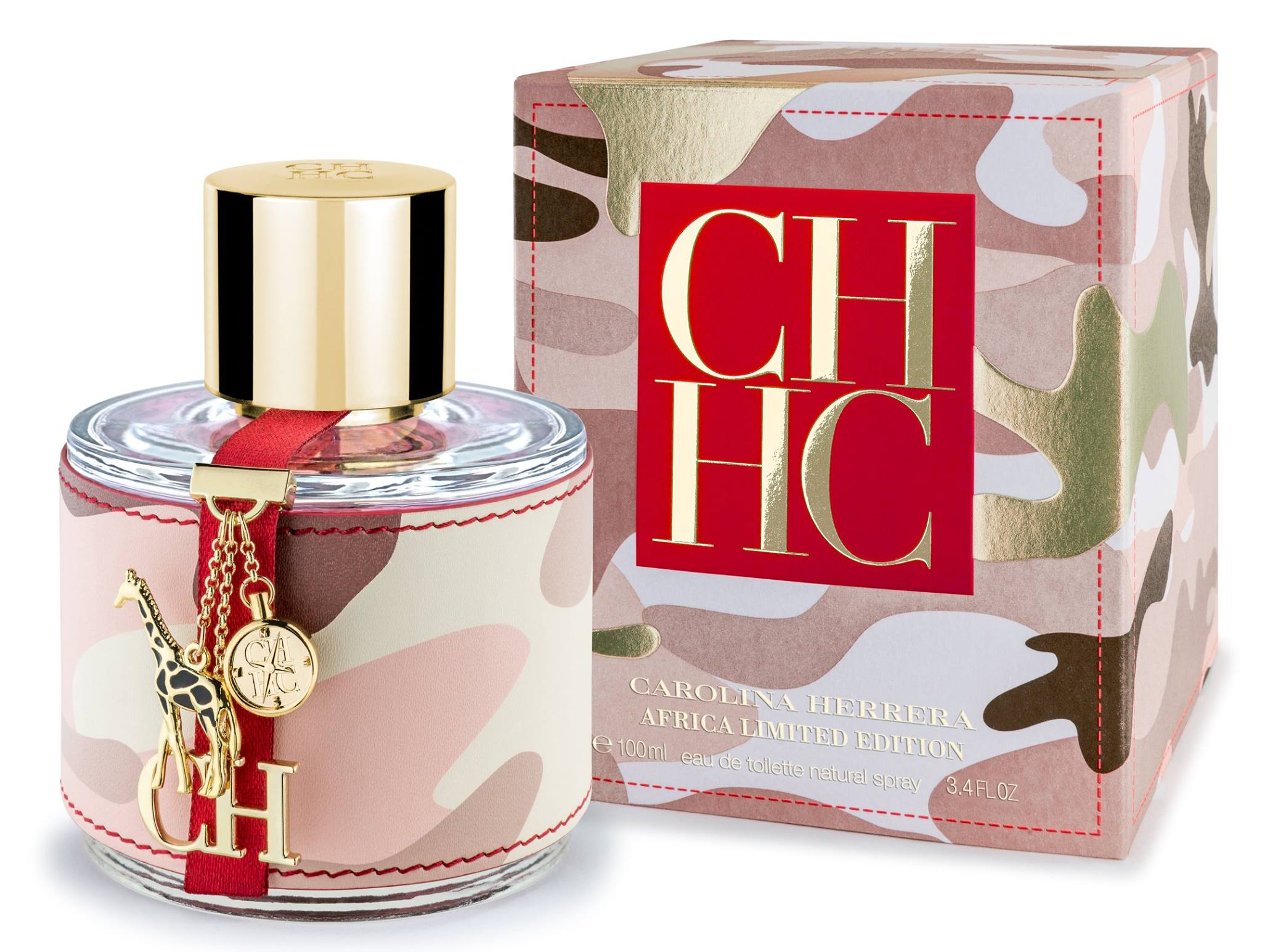 картинка Carolina Herrera CH Africa Woman Для Женщин 100 ml от магазина Авуар