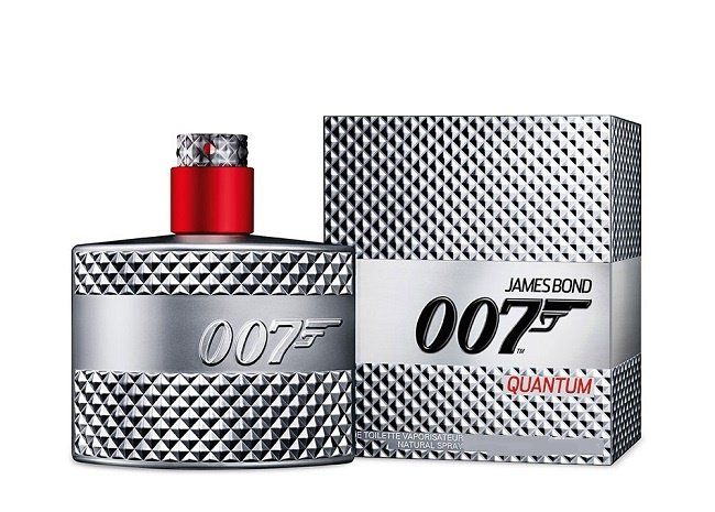 картинка Eon Productions James Bond 007 Quantum от магазина Авуар