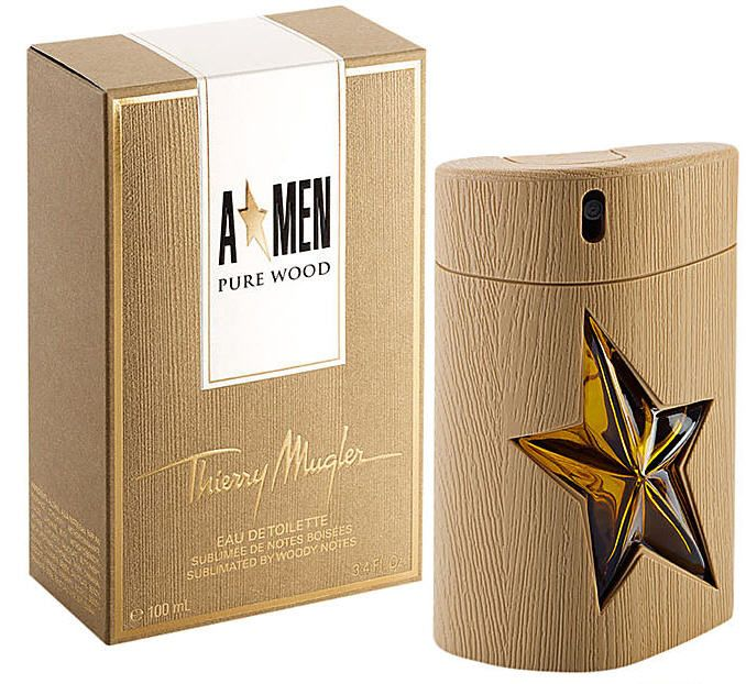 картинка Thierry Mugler A*Men Pure Wood Для Мужчин 100 ml от магазина Авуар