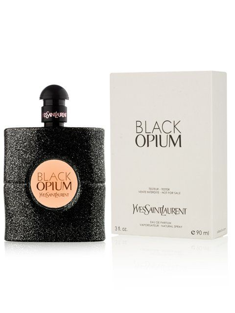картинка Yves Saint Laurent Black Opium Tester Для Женщин 90 ml от магазина Авуар