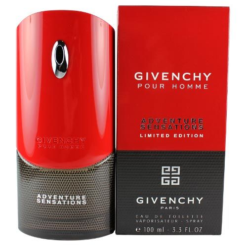 картинка Givenchy Pour Homme Adventure Sensations Limited Edition от магазина Авуар