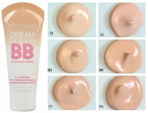 картинка Maybelline Dream Fresh BB  от магазина AVUAR