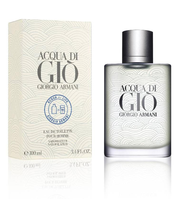 картинка Armani Acqua Di Gio Acqua for Life от магазина Авуар