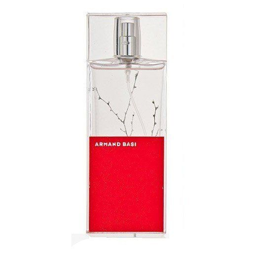 картинка Armand Basi In Red Eau De Toilette Tester Для Женщин 100 ml от магазина Авуар