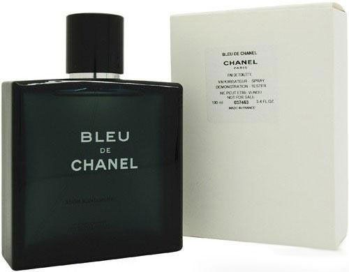 духи Chanel Bleu De Chanel Eau De Parfum Tester для мужчин 100 Ml