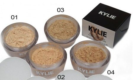 картинка Kylie (Deluxe finishing powder) от магазина AVUAR.COM.UA