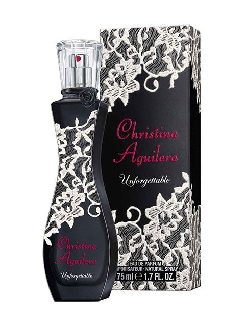 картинка Christina Aguilera Unforgettable Для Женщин 75 ml от магазина Авуар