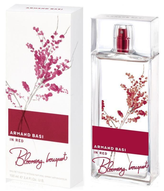 картинка Armand Basi in Red Blooming Bouquet Для Женщин 100 ml от магазина Авуар