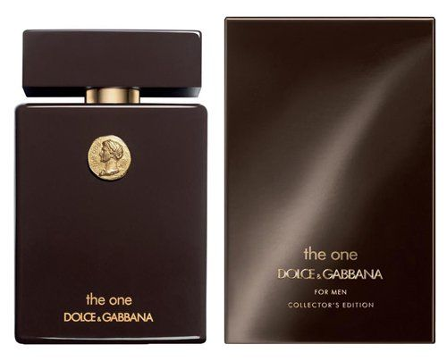 картинка Dolce & Gabbana The One For Men Collector's Edition от магазина Авуар