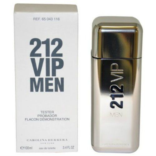 картинка Carolina Herrera 212 VIP Men Tester Для Мужчин 100 ml от магазина Авуар