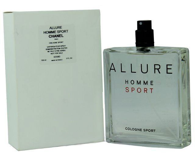 картинка Chanel Allure Homme Sport Tester от магазина Авуар