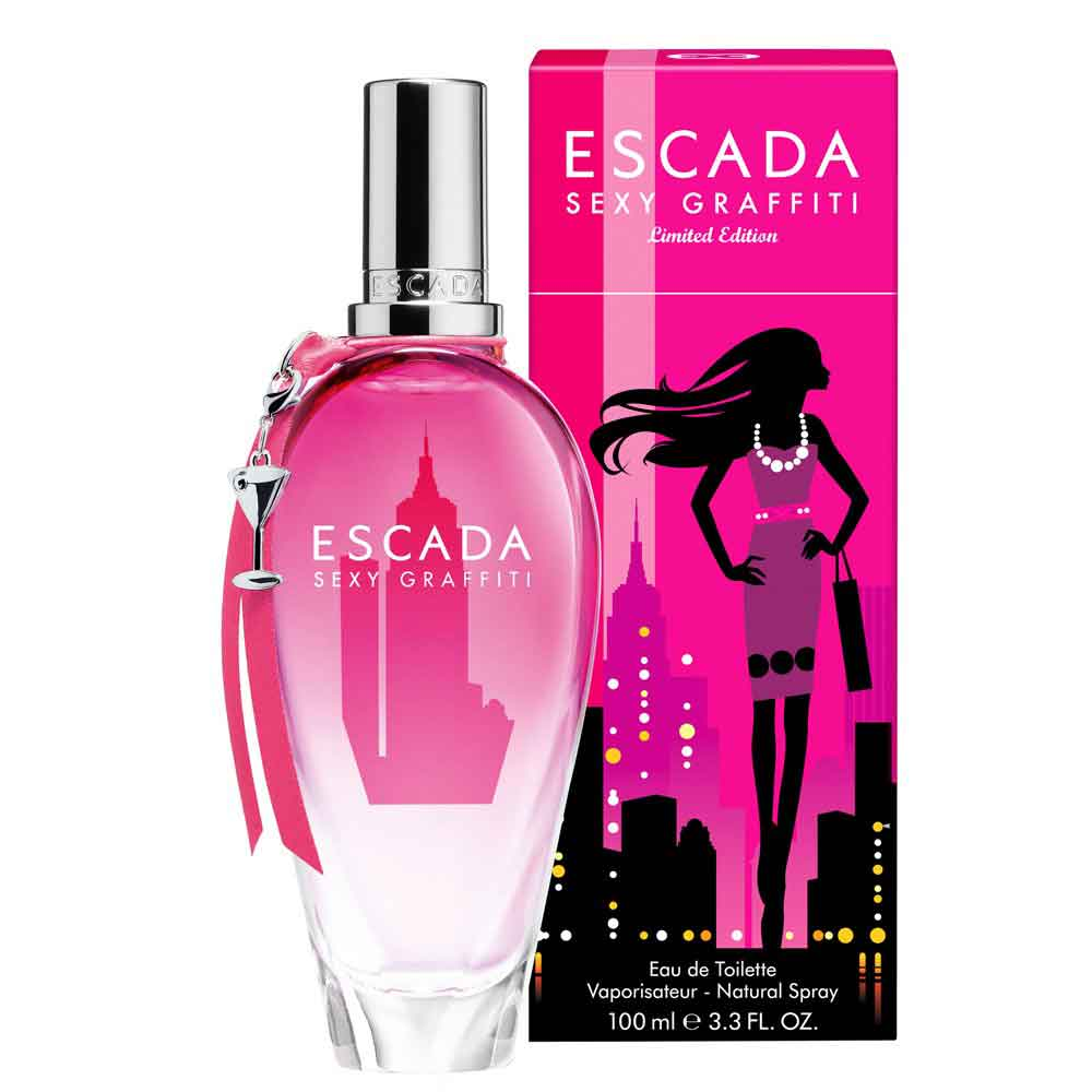 картинка  Escada Sexy Graffiti Limited Edition от магазина Авуар