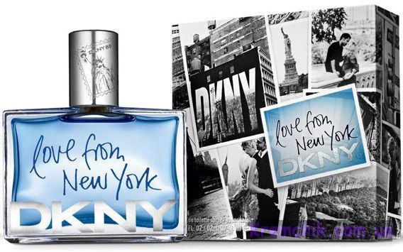 �������� Donna Karan DKNY Love From New York For Men �� �������� �����