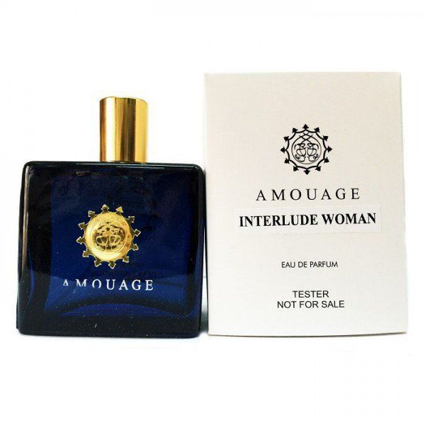 картинка Amouage Interlude Woman Tester Для Женщин 100 ml от магазина Авуар