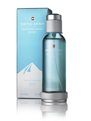 картинка Swiss Army Mountain Water for Her Для Женщин 100 ml от магазина Авуар