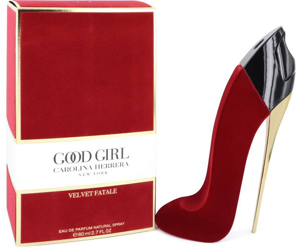 картинка Carolina Herrera Good Girl Velvet Fatale Для Женщин 80 ml от магазина Авуар