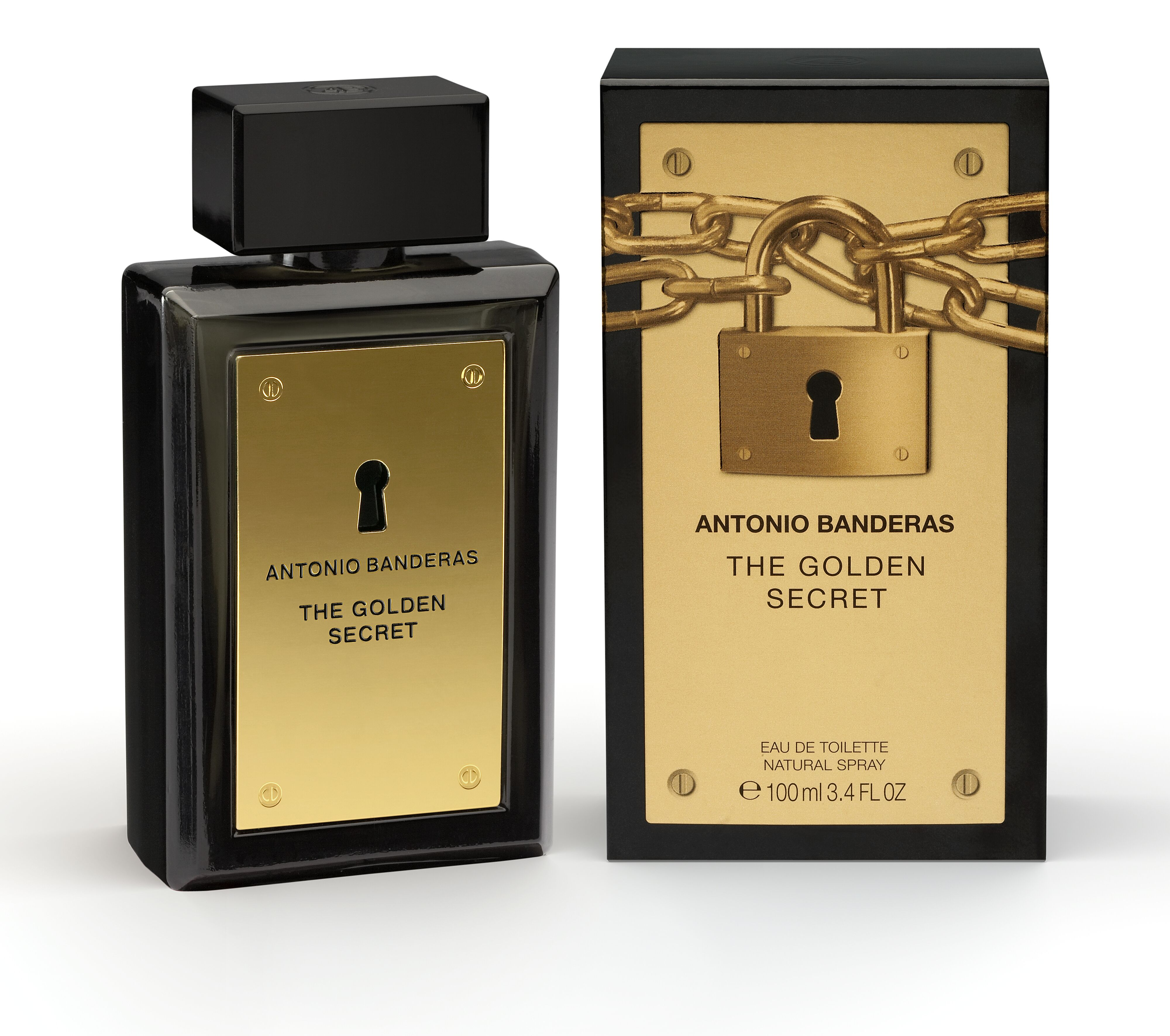 картинка Antonio Banderas The Golden Secret Для Мужчин 100 ml от магазина Авуар