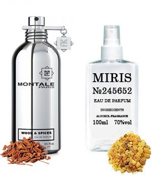 картинка Духи MIRIS №245652 Montale Wood and Spices Унисекс 100 ml от магазина AVUAR.COM.UA
