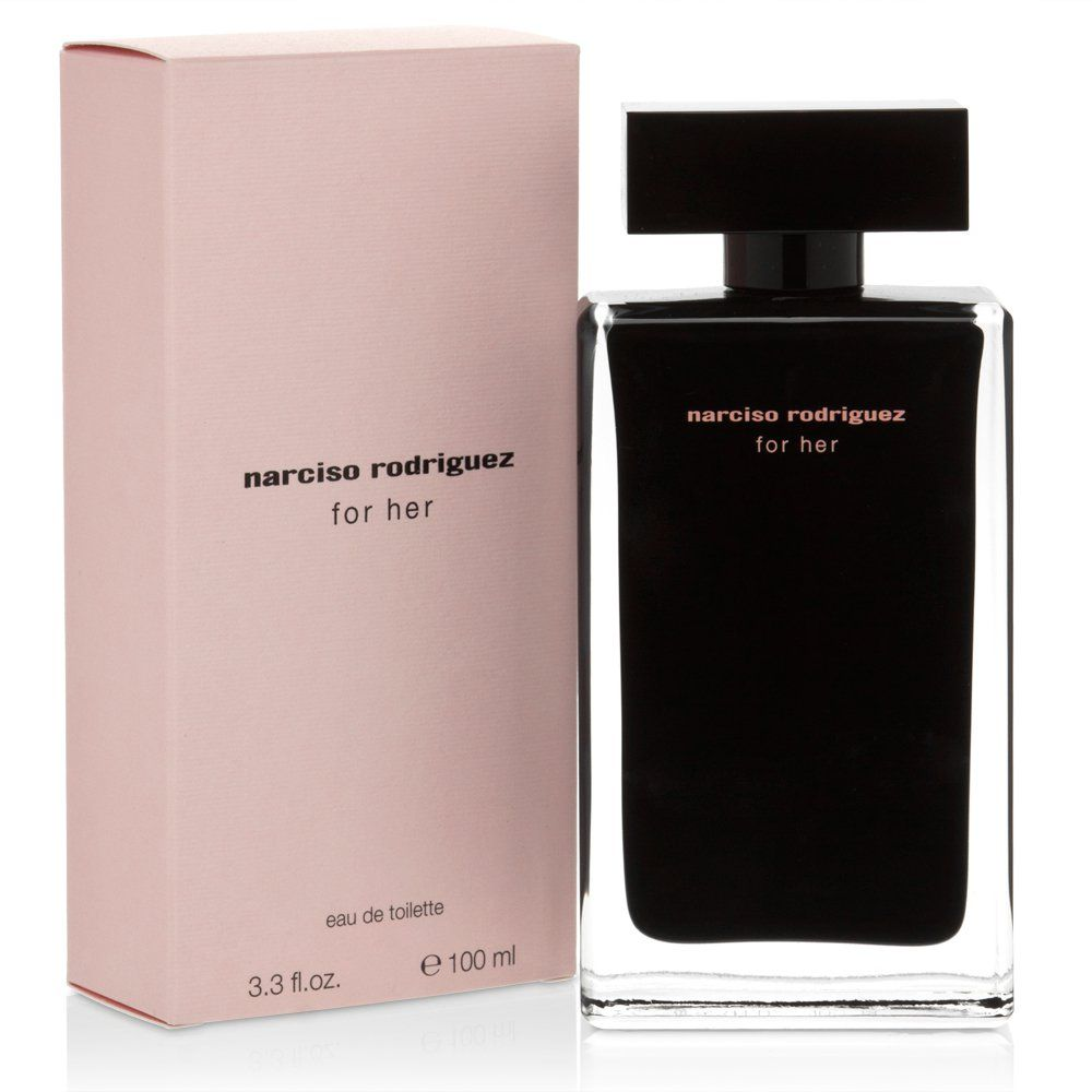 картинка Narciso Rodriguez For Her Eau de Toilette Для Женщин 100 ml от магазина Авуар